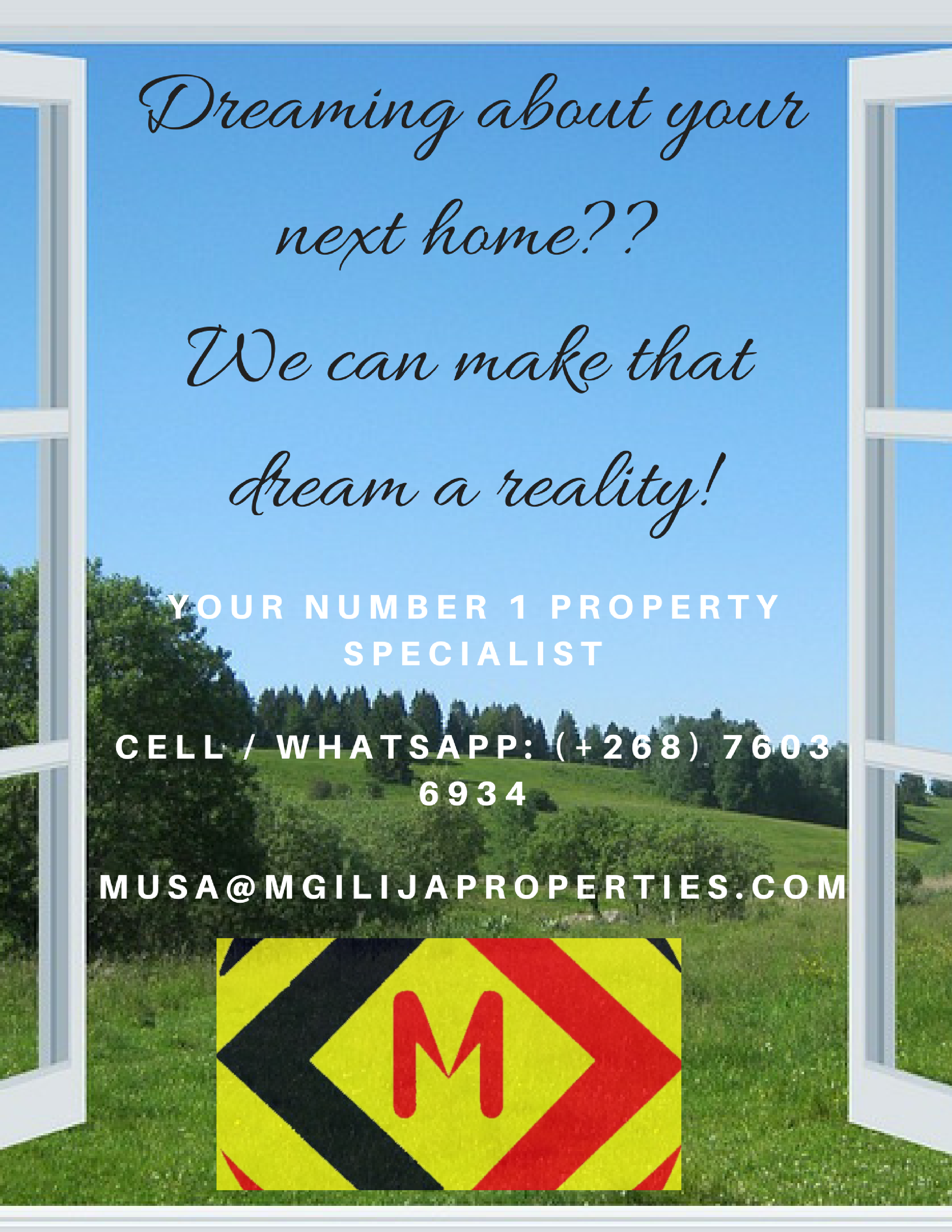 PROPERTY IS OUR BUSINESS