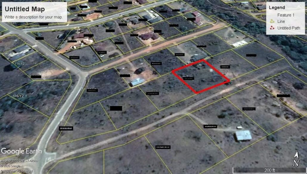 Mankayane - Ext.2 ... Vacant Plot For Sale